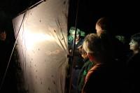 Pozorování nočních motýlů a hmyzu